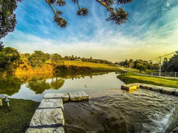 Terreno No Condomínio Fechado Água Da Fonte Em Araucária