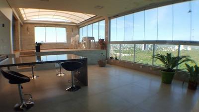 Penthouse Em Plano Diretor Sul, Palmas/to De 420m² 4 Quartos À Venda Por R$ 3.500.000,00 - Ph95452