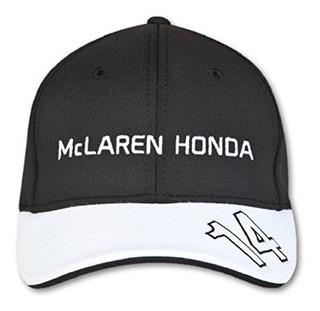 Boné Oficial Mclaren Honda Fernando Alonso 2015