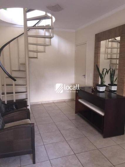 Apartamento Com 2 Dormitórios À Venda, 130 M² Por R$ 330.000 - Higienópolis - São José Do Rio Preto/sp - Ap1968