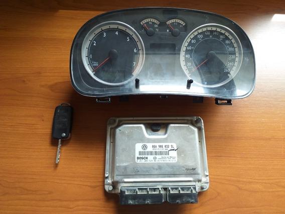 Kit De Arranque De Vw Bora 1.8 Turbo Caja Tiptroniq Año 2006