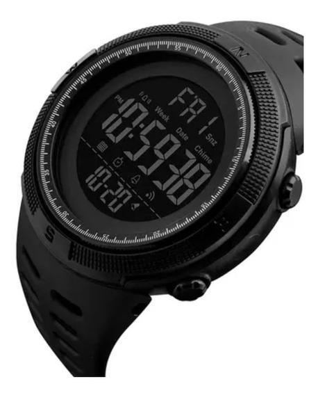 Reloj Resistente Al Agua Cronometro Y Alarma Skmei