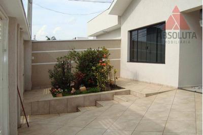 Casa Residencial À Venda, Vila Medon, Americana. - Ca2189