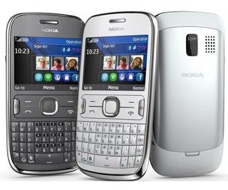 Nokia Asha 302 Libre Movistar Radio Camara Mp3 No Envios