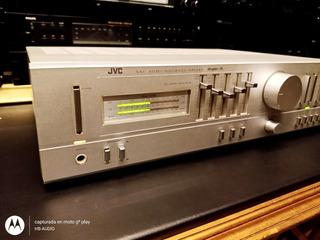 De Coleccion Amplificador Jvc A-x4 120watts Japan Hbaudio