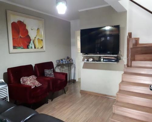 Lindo Sobrado 3 Dormitorios 2 Suites E 1 Vaga Em Presidente Altino - Ca01012 - 69028558