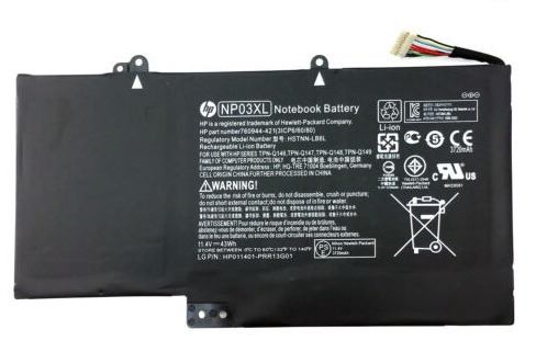 Bateria Hp Envy X360 13-a Np03xl Original