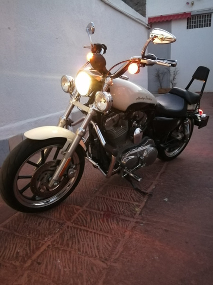 Harley Davidson 2013 Superslow883 En Condición Excelente!!
