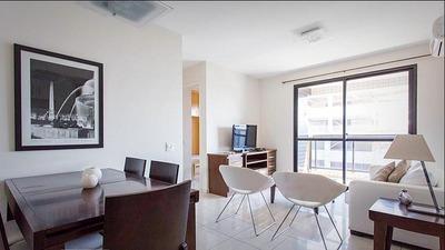 Flat Residencial Para Venda E Locação, Vila Nova Conceição, São Paulo. - Fl1454