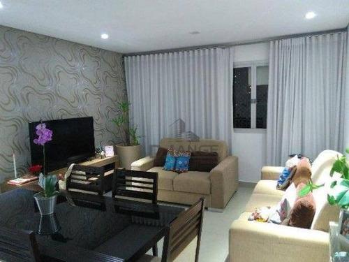 Imagem 1 de 14 de Apartamento Com 3 Dormitórios À Venda Por R$ 375.000 - Jardim Do Trevo - Campinas/sp - Ap17403
