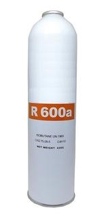 Refrigerante R600a 400 Gr Rosca 3/8 Aljuchile