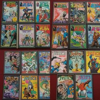 Hq 27 Edições Psi Força Universo Justice Epic Marvel Comic
