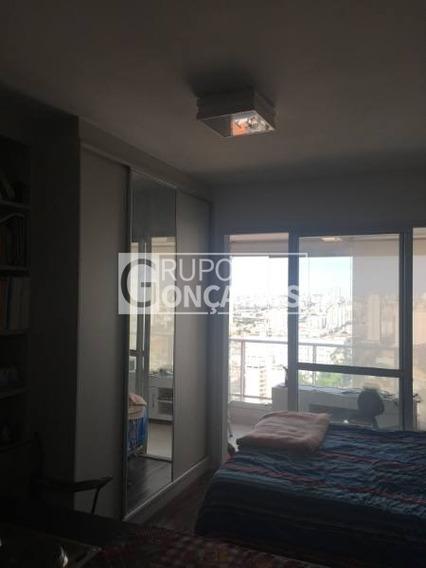 Apartamento Studio Para Venda No Bairro Vila Gomes Cardim, 1 Dorm, 1 Vaga, 35 M - Mobiliado - 4482