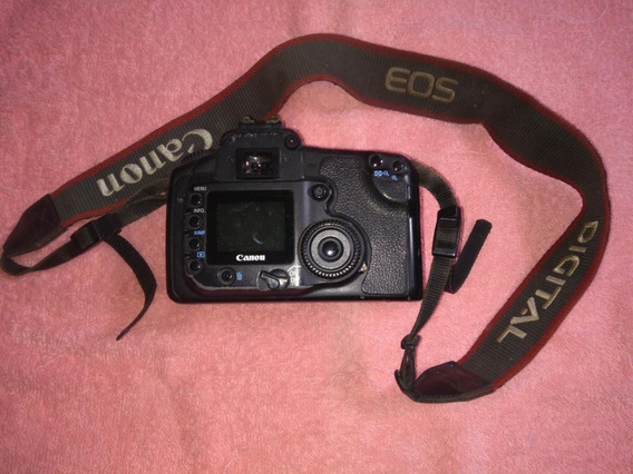 Câmera Canon Eos 20d + Flash Speedlite 550ex + Mochila + Ac.