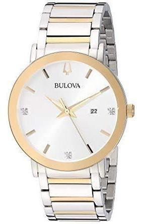 Reloj Bulova Para Caballero