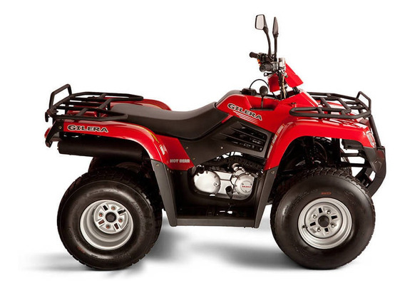 Gilera, Fr 200cc Hot Bear, Motozuni Lanus