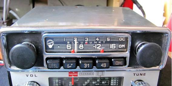 Radio Blaupunkt Bosch Original Fusca Vw Carro Antigo Kombi 1