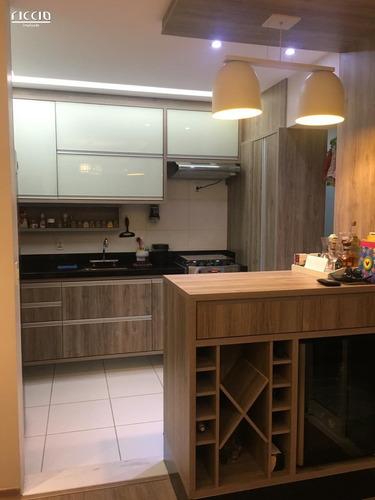 Apartamento - Parque Industrial - Ref: 7516 - V-ri3145