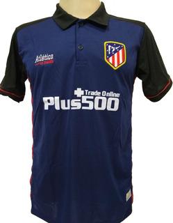 Camisa Atletico Madrid Nova Promoçao