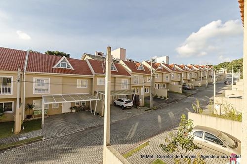 Sobrado Em Condomínio Com 3 Dormitórios À Venda Com 124.36m² Por R$ 699.800,00 No Bairro Barreirinha - Curitiba / Pr - M2ba-rsm9