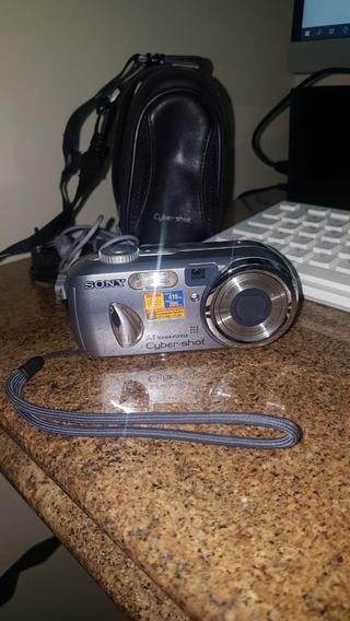 Câmera Digital Sony Cyber Shot Dsc P93a