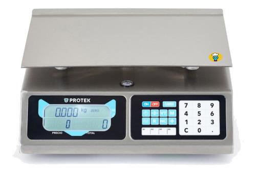 Bascula Multifuncional 40kg Protek Bpk-40