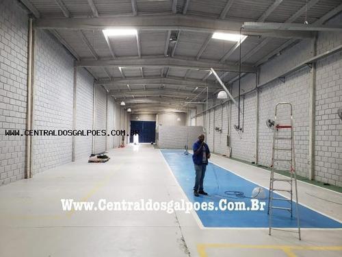 Galpão Para Locação Em Camaçari, Limoeiro - Erclau_2-1026307