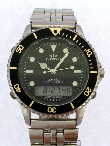 Relógio.: Cosmos Diver Vintage Os10929