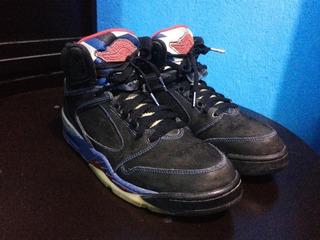 Tenis Jordan Sixty Plus Detroit Pistons Talla 28mx