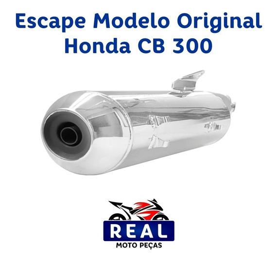 Escape Adaptável Original Cb 300