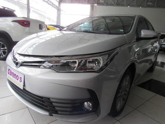 Toyota Corolla Sedan Xei 2.0 16v (flex) (aut) Flex Automát