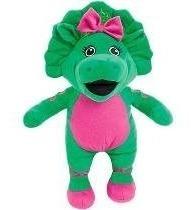Boneca Pelúcia Baby Bop - Barney E Seus Amigos Multibrink