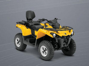 Can Am Outlander 570 Max Dps 2017 En Stock Ktm Palermo.-