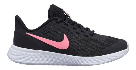 Zapatillas Nike Revolution 5 (gs) Niños Bq5671-002