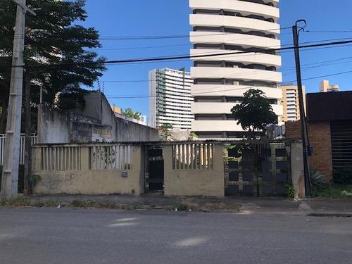 Terreno Para Alugar Na Cidade De Fortaleza-ce - L9475