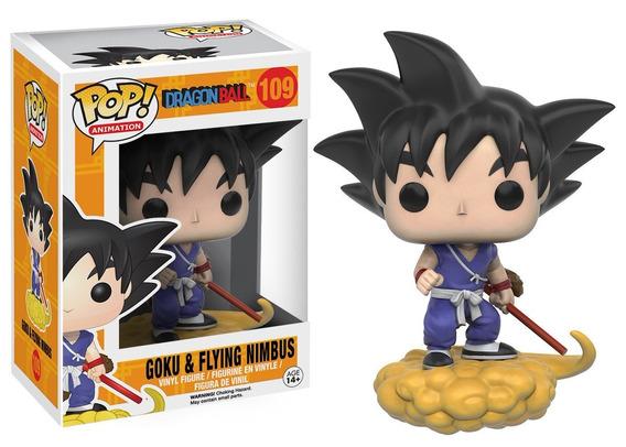 Funko Pop Dragon Ball Goku - Figura Colección