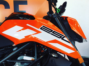 Ktm Duke 250 2017 Gs Motorcycle