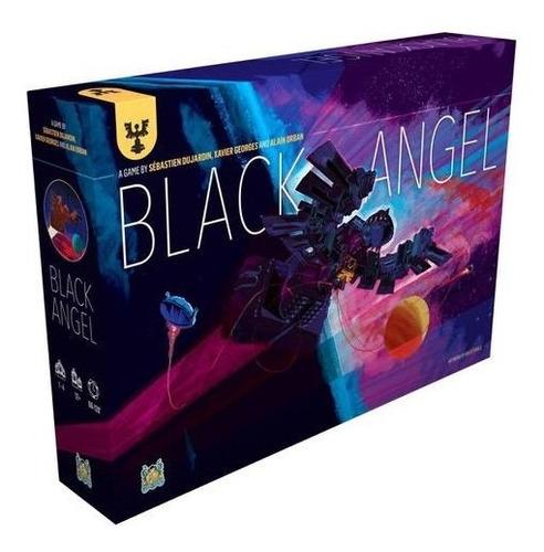 Imagem 1 de 1 de Galápagos Black Angel