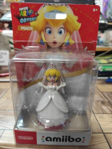 Boneco Amiibo Princesa Nintendo