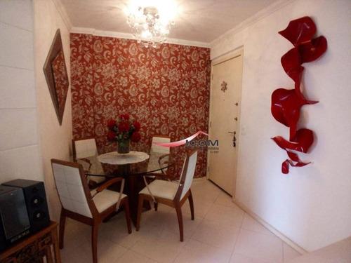 Flat Com 2 Dormitórios À Venda, 60 M² Por R$ 1.000.000,00 - Botafogo - Rio De Janeiro/rj - Fl0070
