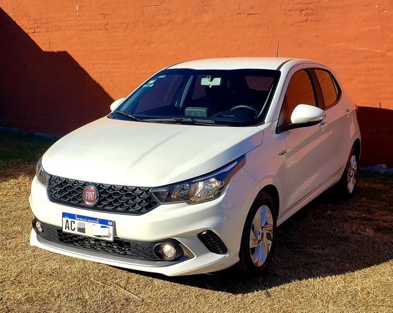 Fiat Argo 1.3 Drive Pack Conect Manual 2018 Recibo Menor