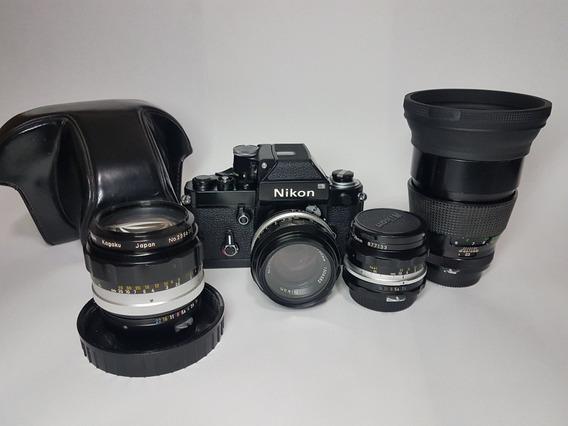 Nikon F2 - A Mais Nova Do Mercado Livre