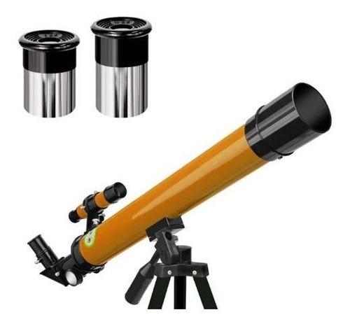 Telescópio Refrator 60mm X100