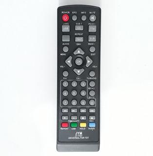 Control Remoto Para Decodificadores Tdt