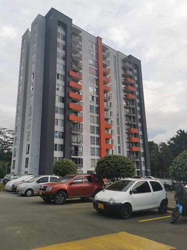 Venta Apartamento Dos Alcobas Conjunto Cerrado La Pradera