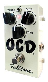 Pedal Overdrive - Fulltone Ocd V2 - U S A - Cuotas