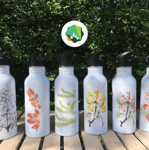 Botella Reutilizable / Semana Del Árbol #1millóndeárboles