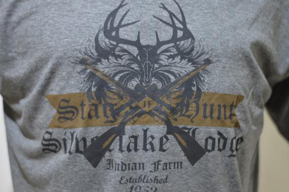 Camiseta Country Hunter Caçador Lançamento Promoção