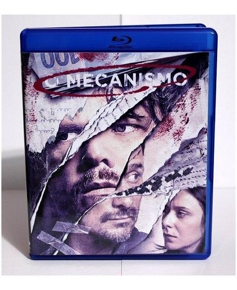 Blu-ray Da Série O Mecanismo - Temporada 2 - Nacional