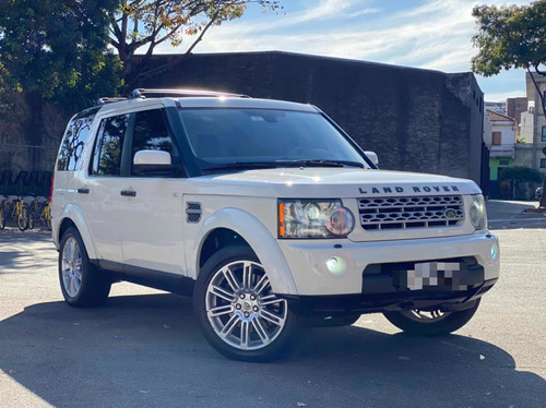 Land Rover Discovery 2010 3.0 Tdv6 Hse 5p